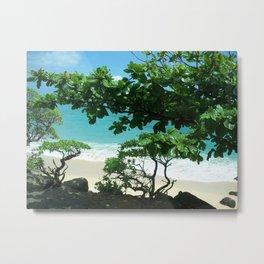 Maui, Hawaii Road to Hana Metal Print