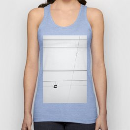 On a Wire Unisex Tank Top