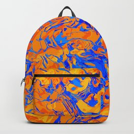 Abstract Design Backpack
