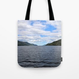 The Great Loch Ness Tote Bag