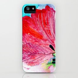 Tulips #7 iPhone Case