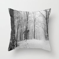 lonely Throw Pillows featuring Lonely... by NDTank