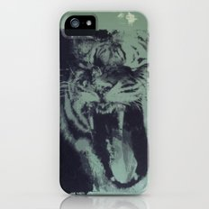 TIGER iPhone (5, 5s) Slim Case