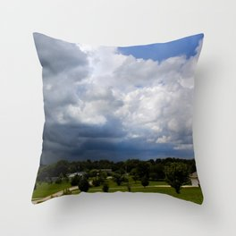 Approach Throw Pillow