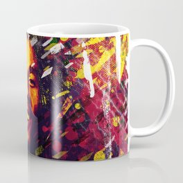 B O B Marley | Pop Art | Old School Collection Coffee Mug