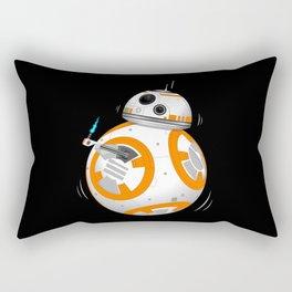Good Job BB8 Rectangular Pillow