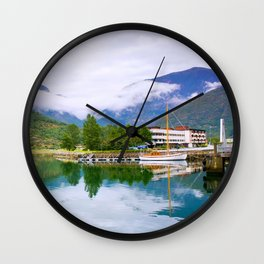 Laerdal Wall Clock