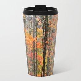 Autumn Woods Travel Mug