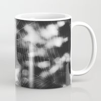 tangled Mugs featuring Tangled by Christine Hall