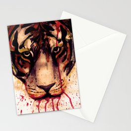 Tyger! Tyger! Burning Bright! Stationery Cards