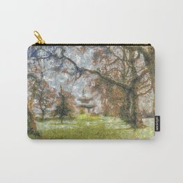 Pagoda Battersea Park Art Carry-All Pouch