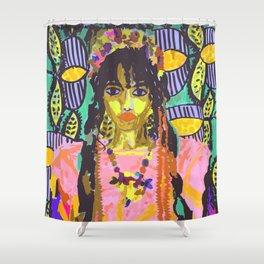 FKA TWIGS NO.2 Shower Curtain