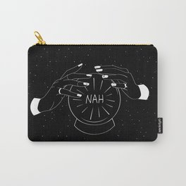 Nah future - crystal ball Carry-All Pouch