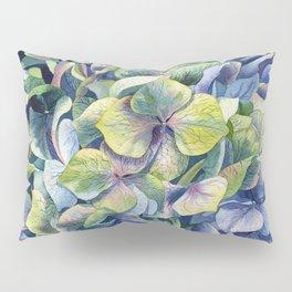 """Forest hydrangea"" Pillow Sham"