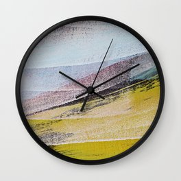 The Future is Bright Wall Clock