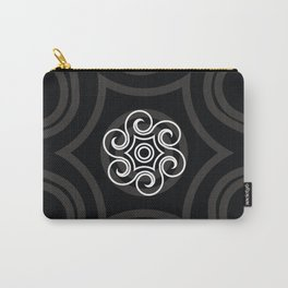Dony Tattoo (Black) Carry-All Pouch