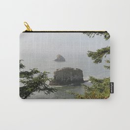 Beautiful View Over The Sea Carry-All Pouch