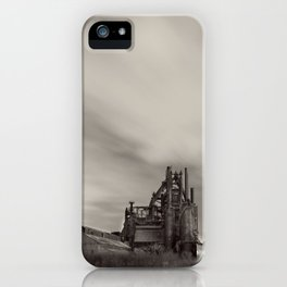 Bethlehem Steel iPhone Case