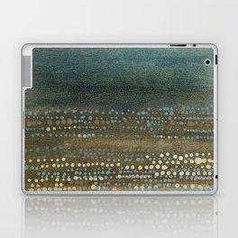 Landscape Dots - Night Laptop & iPad Skin