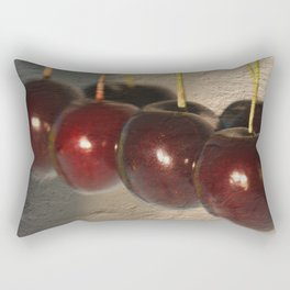 Frankish cherries Rectangular Pillow