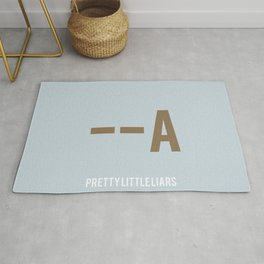 Pretty Little Liars - Minimalist Rug