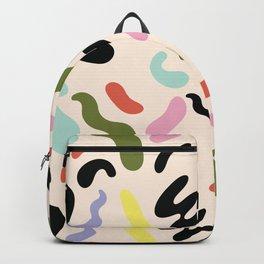 SQUIGGLE BEAN Backpack