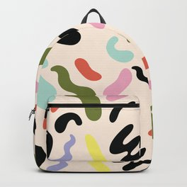 SQUIGGLE BEAN Backpack