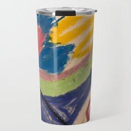 Kara - Energy Art Travel Mug