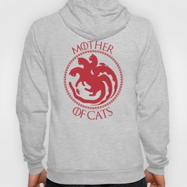 Mother of Cats For Cat Lovers Hoody