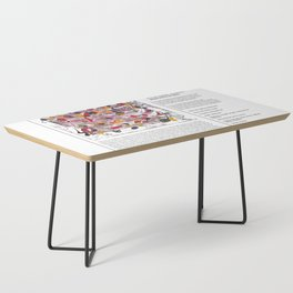 The African Element / Art Stories Coffee Table