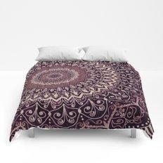 MARSALA MANDALA Comforters