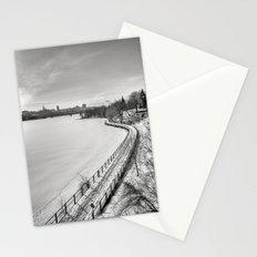 Along Ottawa river Stationery Cards