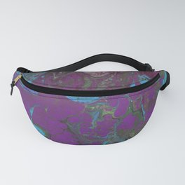 Renaissance PinkTeal Fanny Pack