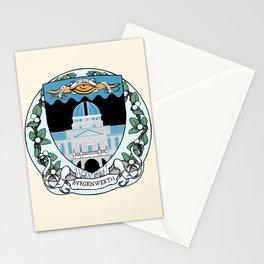 Byrgenwerth, Dona Nobis Oculos Stationery Cards