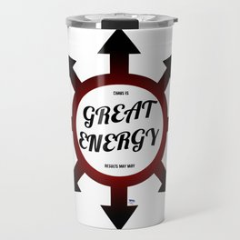Great Energy Travel Mug