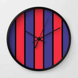 DASTARDLY Wall Clock