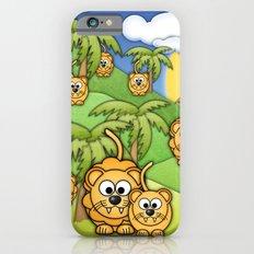 Little Lions. iPhone 6s Slim Case