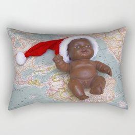 Christmas baby Rectangular Pillow
