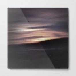 Evening shadows Metal Print
