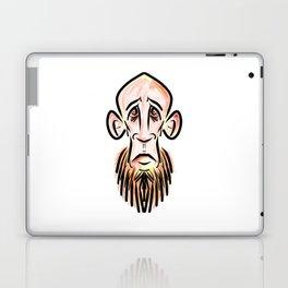 Zombie Hipster Laptop & iPad Skin