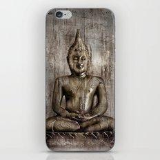 Klassischer Budda iPhone Skin