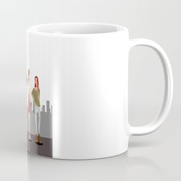 Girls girls Girls Coffee Mug