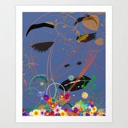 Dreams2 Art Print