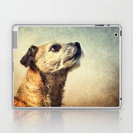 Border Terrier Laptop & iPad Skin