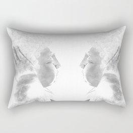 ZEN PLACES (left side) Rectangular Pillow