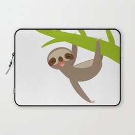 funny sloth Laptop Sleeve