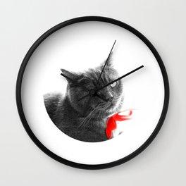 Muimui 1 Wall Clock