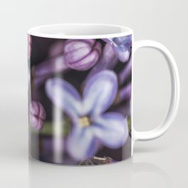 Lilacs close up Coffee Mug
