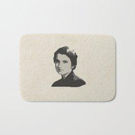 Rosalind Franklin Bath Mat