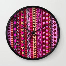 Aril's Ride Wall Clock